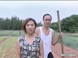 Farm Daddy Old And Young Chinese Chinese Girl Daddy