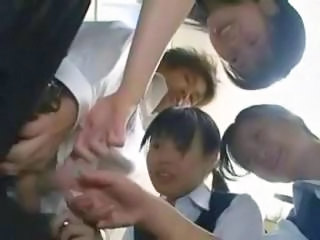 Handjob Student Asian Asian Teen Group Teen Handjob Asian