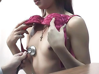 Asian Doctor Lingerie Lingerie