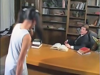 Old And Young Pigtail Teacher Asian Teen Dad Teen Daddy