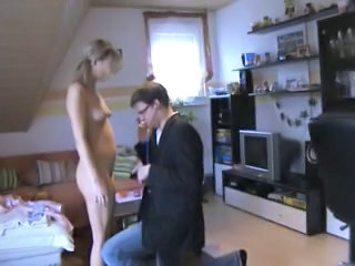 Hot German Teen Fucked By Doctor