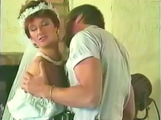 Bride MILF Vintage Bride Sex British Mature