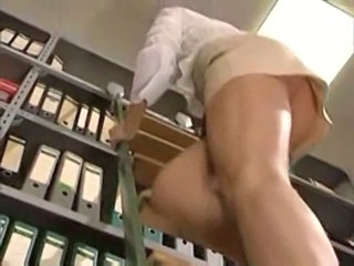 Secretary Hot Blonde