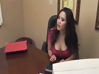 Secretary Office MILF Asian Big Tits Big Tits Big Tits Asian