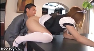 Upskirt Pussy Fingering With Asi...