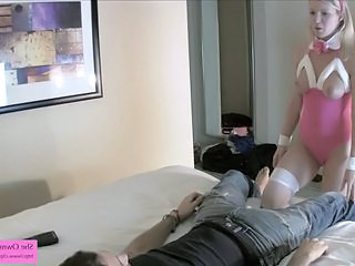 Hot Sister Tease And Ballbusting Preview 2