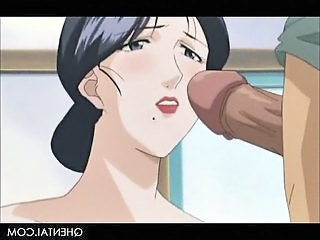 Video from: dr-tuber | Hentai Hottie Gets A Messy Facial And Pussy Drilled Hard