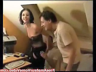 german amateur threesome