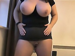 Big Tits, Boobs, Mature, Pantyhose, Tits