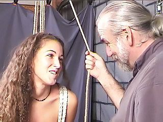 Bondage Daddy Old And Young Daddy Old And Young Ebony Babe