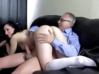 Ass Daddy Old And Young Dad Teen Daddy Doggy Ass