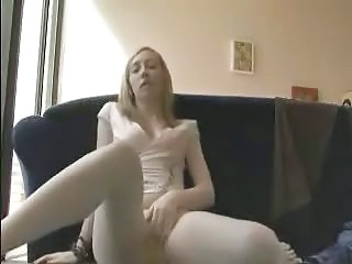 Orgasm of Esther, 19 years from Germany