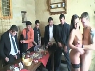 Gangbang Cuckold Drunk Cheating Wife Drunk Party Gangbang Wife