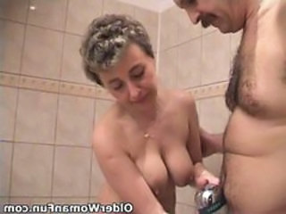 Wife Showers Older Nipples Mature Grandma Grandpa Nipples Busty Shower Busty Shower Mature Wife Busty