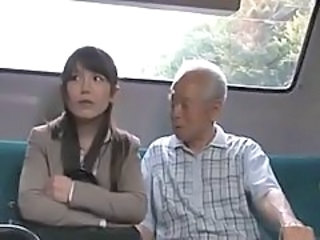 Japanese Old And Young Asian Daddy Grandpa Japanese Milf
