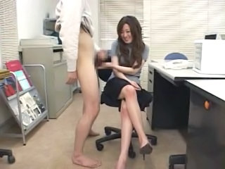 Office Secretary Asian Jerk Milf Asian Milf Office