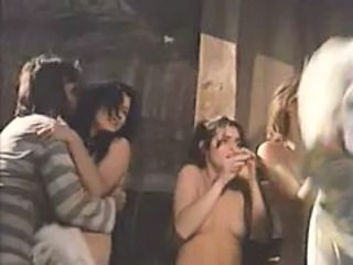 Farm Fantasy Vintage Groupsex Hardcore Orgy Farm Orgy