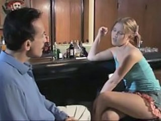 Babysitter fucks a dirty old bastard BB