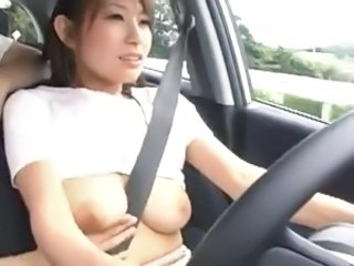 Drive a Go go! with Japanese Milf 2