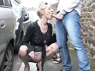 Mature Clothed Blowjob Blowjob Mature Car Blowjob Clothed Fuck