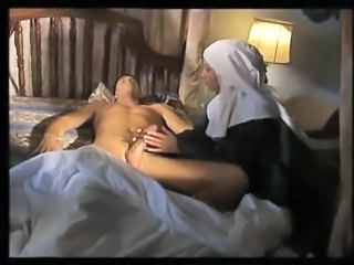 Italian Nun Does Anal    huntubes.com free