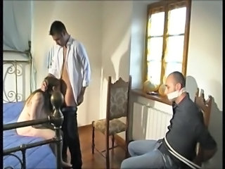 Forced Chubby Wife Blowjob Milf European Forced