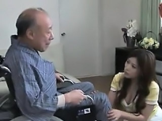 Asian Daddy Japanese Bus + Asian Daddy Housewife