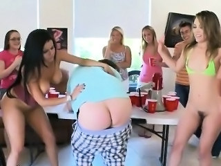 Femdom Party Spanking College Cute Japanese