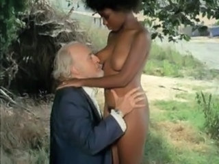 Interracial Old And Young Outdoor Daddy Old And Young Outdoor