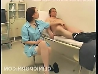 Old And Young Small Cock Stockings Daddy Handjob Cock Nurse Young