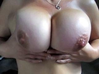 Wife's Big Tits - Wanking Material 8