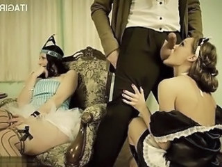 Vintage Blowjob Clothed Blowjob Milf European Italian