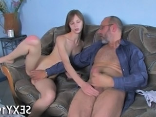 Video from: empflix | Horny teacher devouring lass
