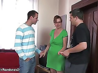 Glasses Mature Mom Glasses Mature Mature Ass Mature Threesome