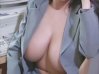 Secretary  Office Big Tits Big Tits Amazing Big Tits Milf