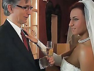 Daddy Bride Drunk Old And Young Daddy Old And Young