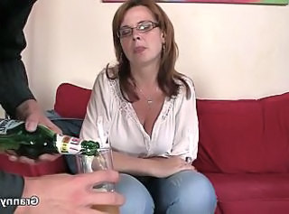 Drunk Old And Young Glasses Drunk Mature Glasses Mature Mature Ass