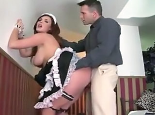 Maid Doggystyle Cute British British Babe British Tits