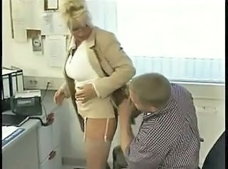 Mature Secretary mata.... _: anal big boobs blondes matures