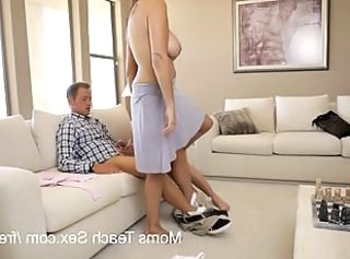 Family Mom Old And Young Big Tits Big Tits Facial Big Tits Hardcore