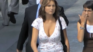 Big Tits  Natural Big Tits Big Tits Milf Bus + Public