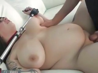 Bbw (pov) #92 submissive thick rocker chick with tats