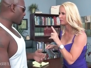 Interracial  Office Milf Office Office Milf