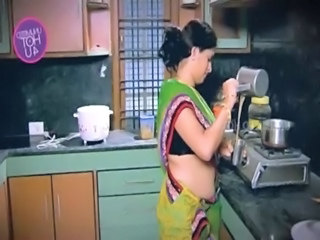 Indian Kitchen Wife Housewife Indian Housewife Indian Wife