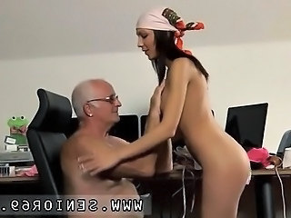 At that moment Silvie enters the room to fuck