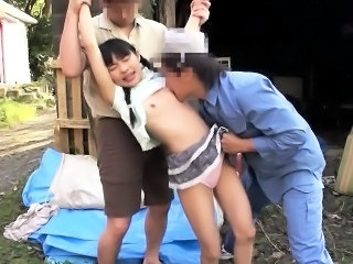 Forced Japanese Threesome Asian Teen Forced Japanese Teen