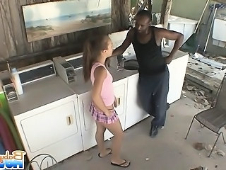 Interracial Teen Caught Caught Teen