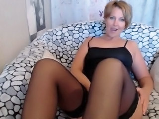 Solo Stockings Webcam Milf Stockings Stockings