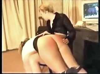Spanked for saying as it is 1