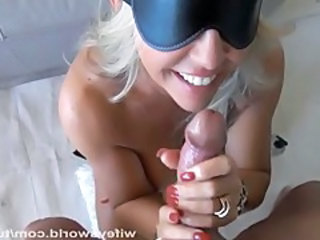 Wifey Gets Pussy Pounded And Swallows Cum